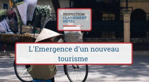 L Emergence d un nouveau tourisme