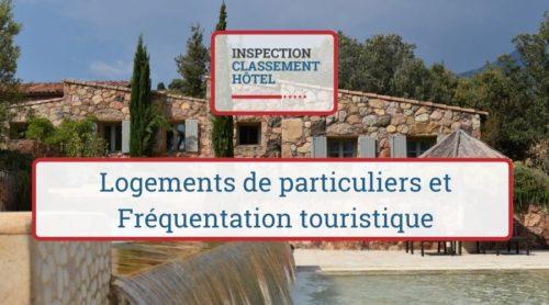 Impact des logements de particuliers sur la fréquentation touristique en France